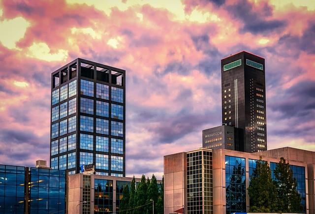 Skyline Leeuwarden. Foto Pixabay