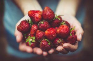 Aardbeien Foto Pixabay