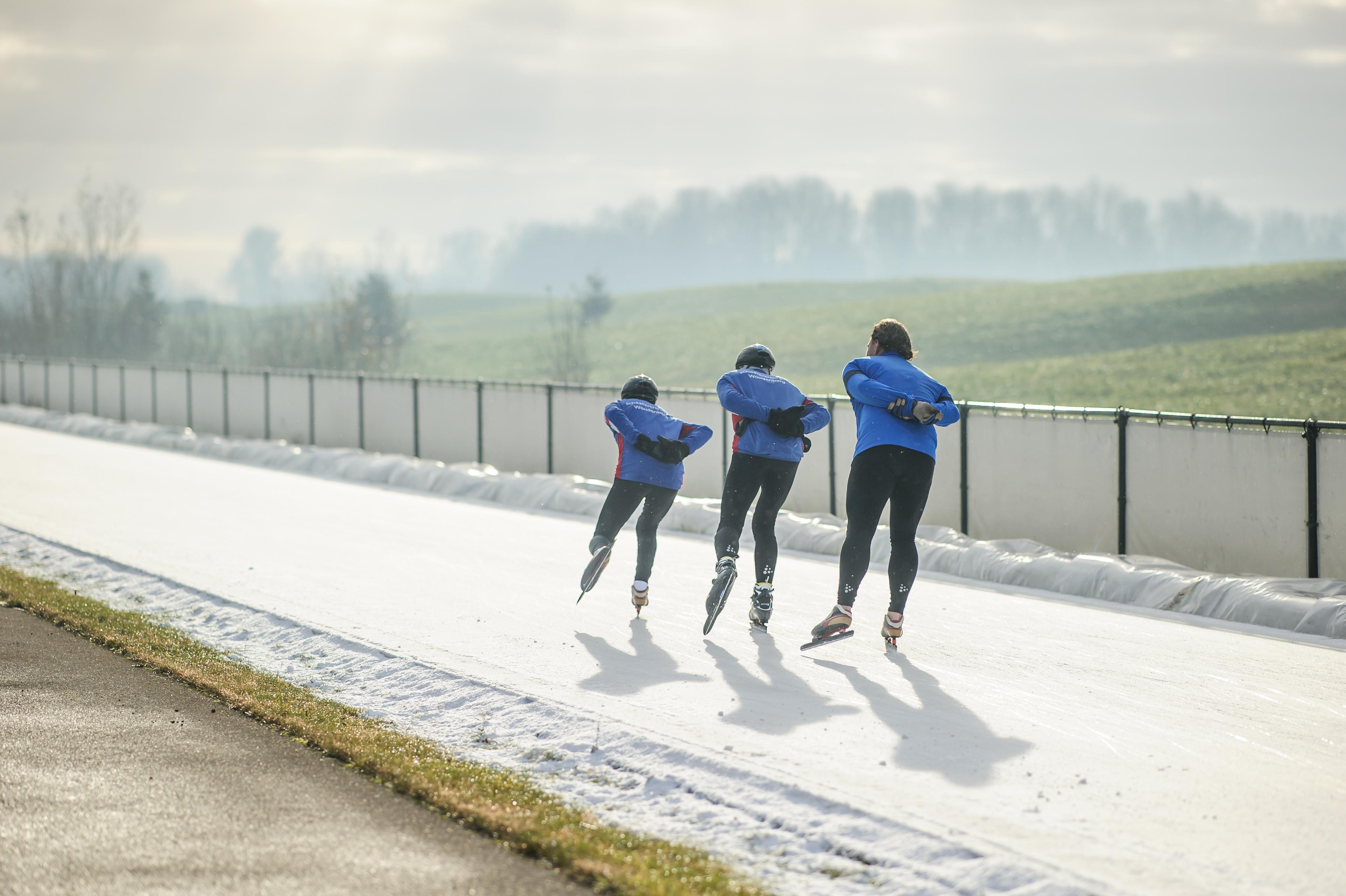 schaatsen flevonice