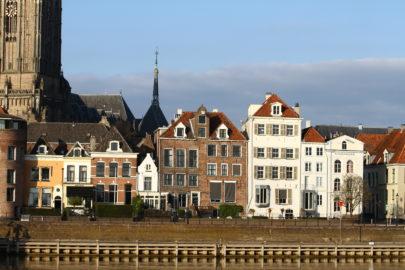 Zicht op Deventer. Foto: Sybylle Kroon