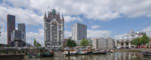 Het Witte Huis, de eerste wolkenkrabber van Nederland. Foto Pixabay
