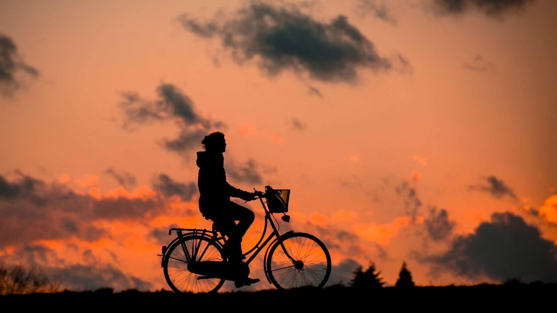 Fietsen door Noord-Brabant. Foto Pixabay