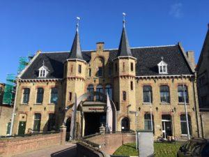 Blokhuispoort Leeuwarden. Foto Pixabay.