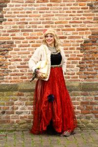 Keetje uit Zwolle. Foto Sybylle Kroon