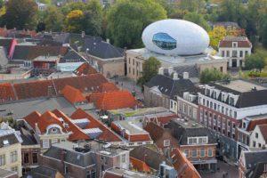 Zicht over Zwolle. Foto Pixabay