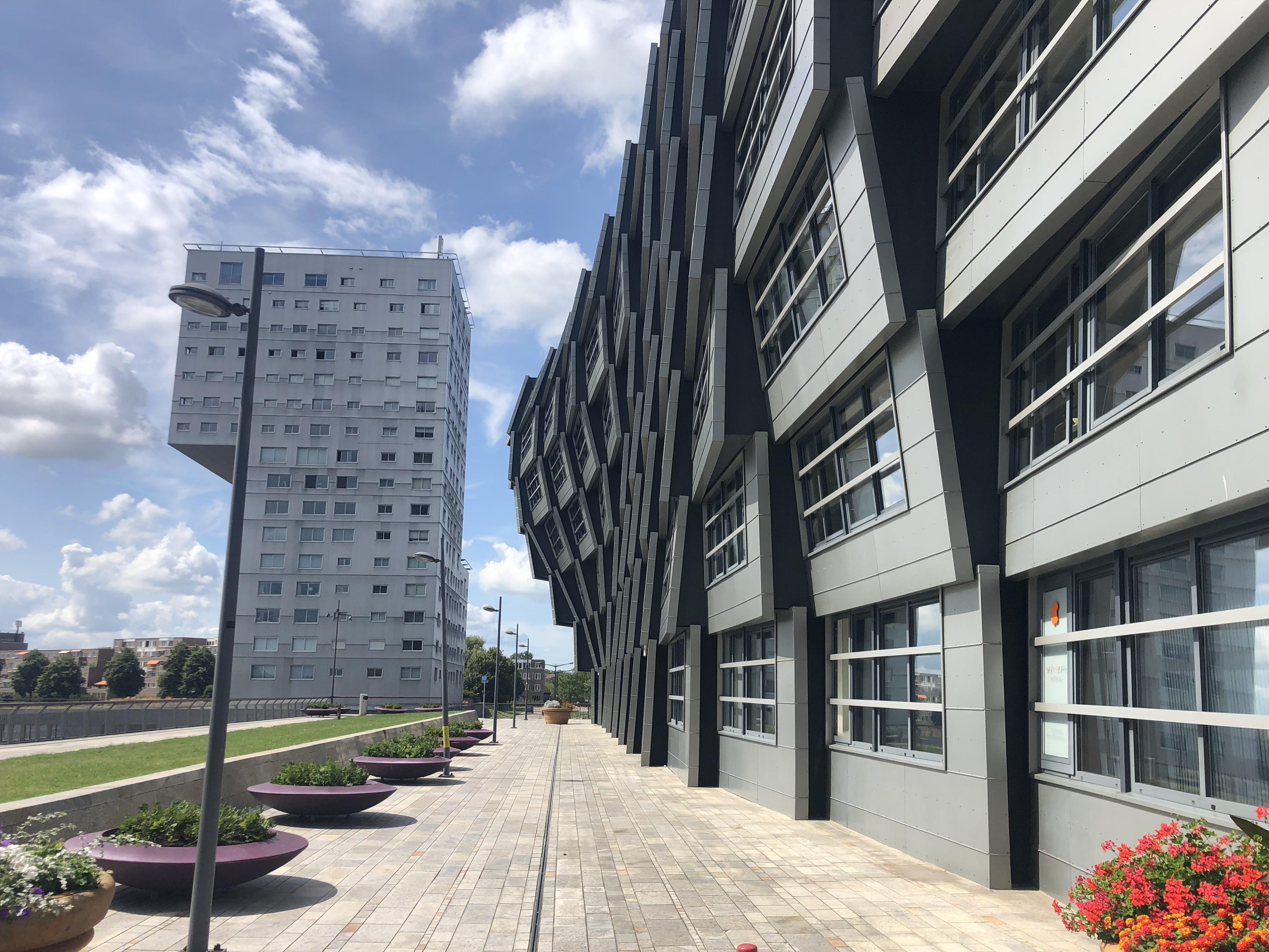 Almere Centrum Foto Sybylle Kroon
