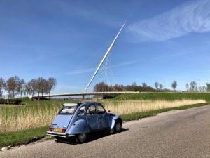 Brug Harp bij Nieuw-Vennep